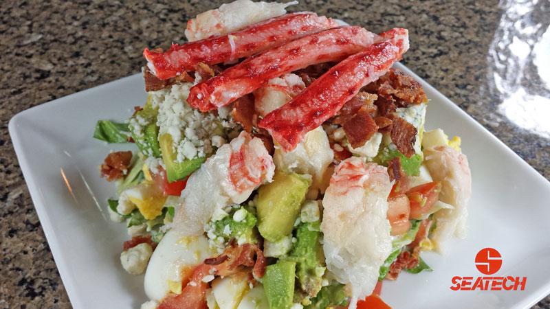 California Pizza Kitchen Cobb Salad No Dressing
